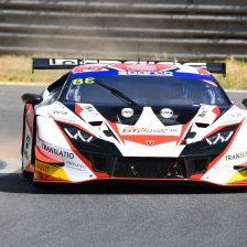 Libere 1: al top la Lamborghini LP Racing