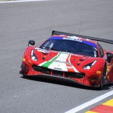 Libere 2, è il turno della Ferrari