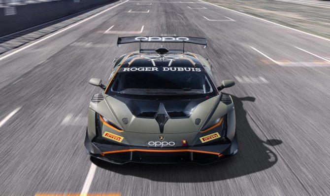 New Super Trofeo EVO2 unveiled