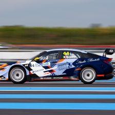 TCR Europe: primo podio di Jelmini