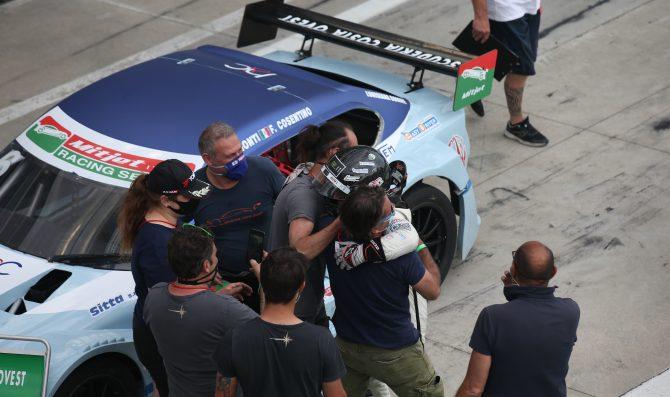 Jankavicius e Scionti vincono a Monza