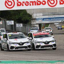 La Clio Cup torna in Italia