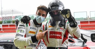 Le smart e-cup al WRC Sardegna