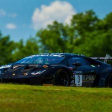 Lamborghini records 100th GT3 victory