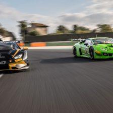 Lamborghini: i giovani classe 2021