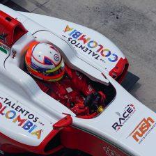 Prima pole di Montoya Jr
