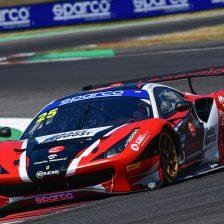 Mugello: le Ferrari dominano nelle libere