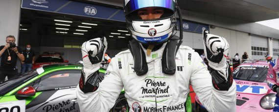Evans takes victory in Austria