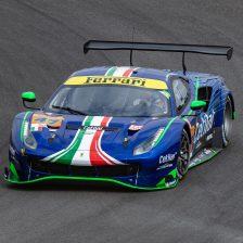 6H Monza: Ferrari da leader in GT