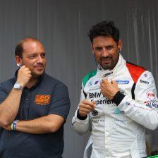 Sandrucci a Imola nella Clio Cup Europe