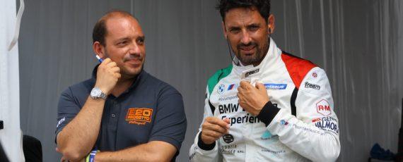 Sandrucci nella Clio Cup Europe