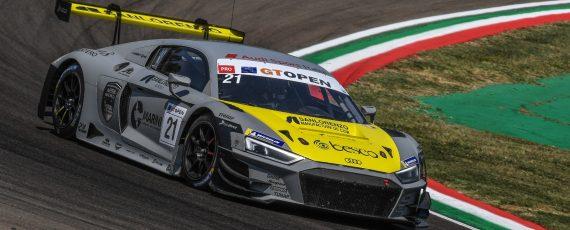 Audi domina le libere a Imola