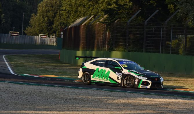 Ryba e Akhmadov in Top10 a Imola con MM Motorsport