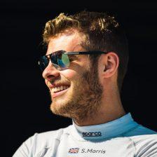 Morris con Balthasar al Nurburgring