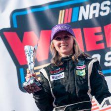 Alina Loibnegger e Solaris Motorsport sul podio di Most