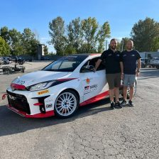 Colpani – Demontis sulla terza GR Yaris di ELITE Motorsport