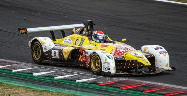 Vallelunga: AF Corse in pole