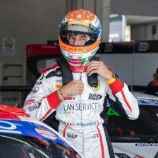 Demarchi al Ricard nel GT2