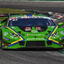 Monza: Beretta subito in pole