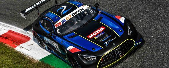 Kodric-Simioni in Gara 1 a Monza