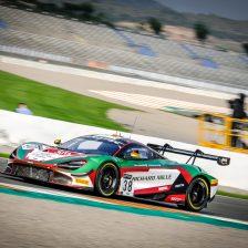 McLaren, Mercedes share last poles