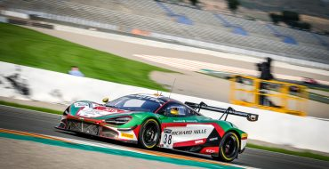 Fontana and Chaves/Ramos win Sprint Cup class titles