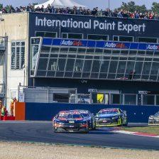 Positiva regular season per Solaris Motorsport